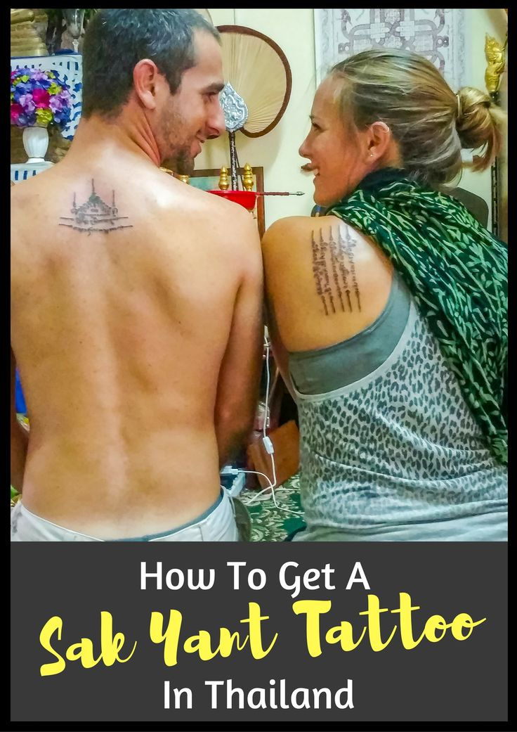 How To Get A Sak Yant Tattoo In Thailand: Everything You Need To Know