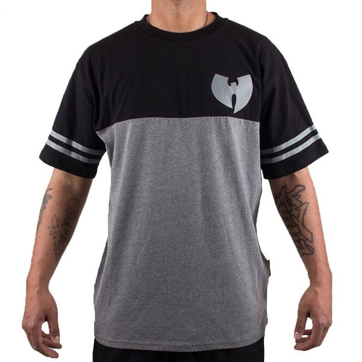 Wu Wear - Wu Tang Clan - Wu 2 Tone Shirt T-Shirt - Wu-Tang Clan: Amazon.co.uk: Clothing