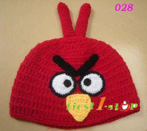 Crochet patterns: Kids hats - by Darlene Michaud - Helium  I have to find the pattern for this.