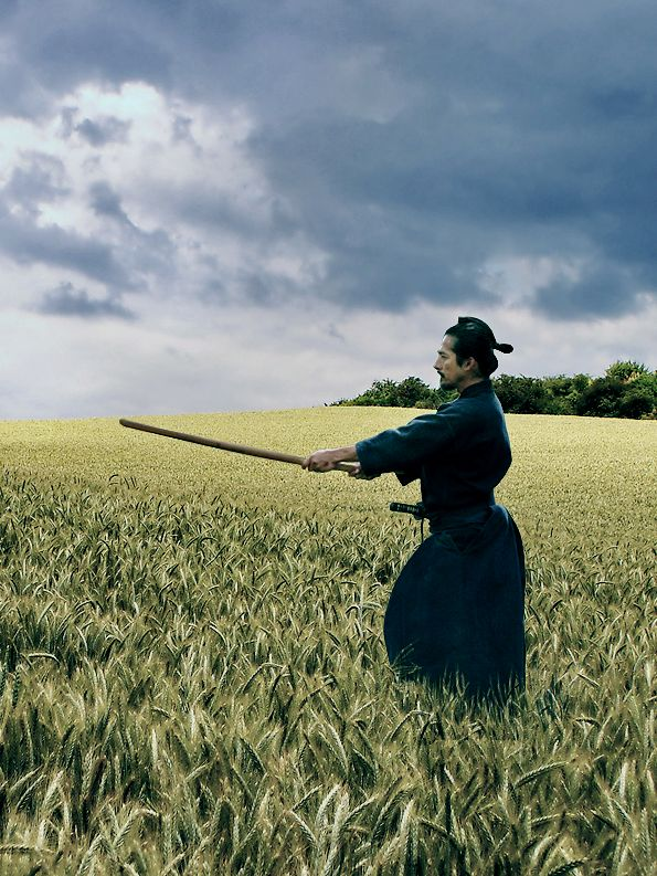 Hiroyuki Sanada as Uijo in The Last Samurai (2003) #samurai #warrior #kendo