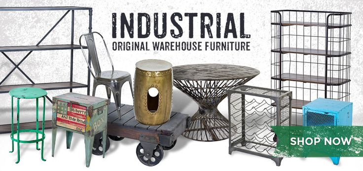 Chicago Furniture Store: Local, Eco-Friendly & Industrial Furnishings