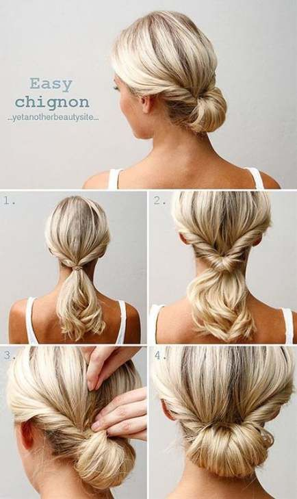 ideas hairstyles medium