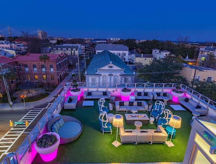 Eleve at The Grand Bohemian Hotel Charleston | Goop.com