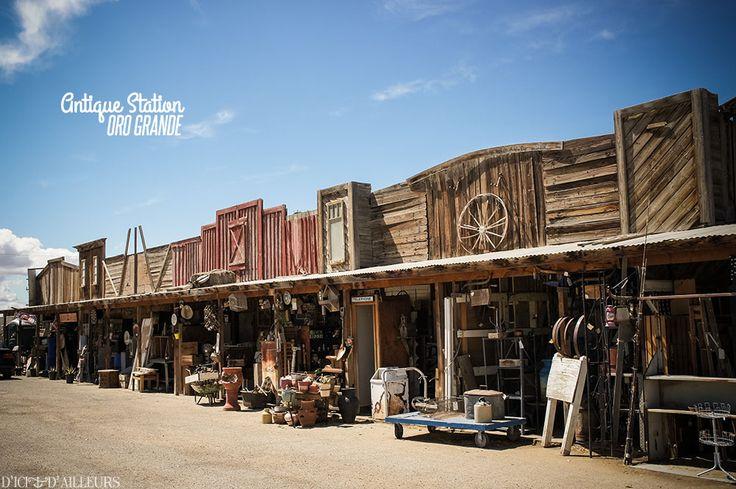 Route 66, cactus et Ghost Town ! | D'ICI & D'AILLEURS Photography