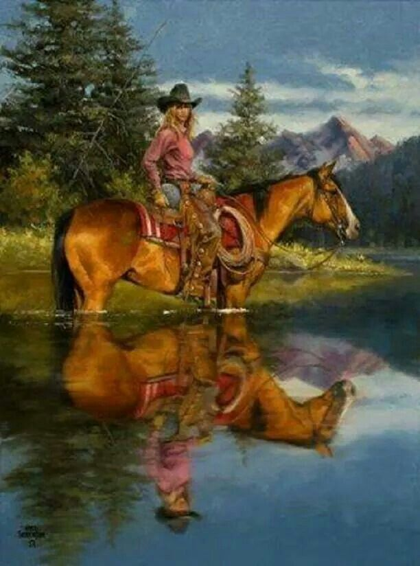 Beautiful...painting.by: Jack Sorenson