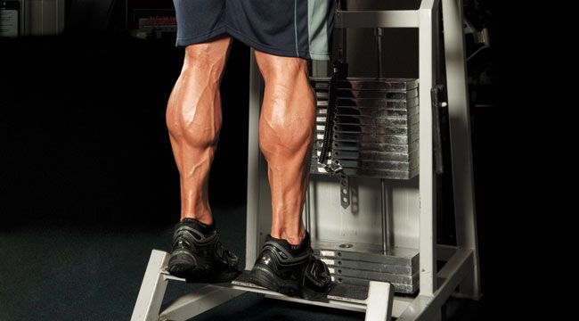 Attack your lower legs with a routine that's sure to get them growing.