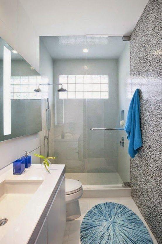 kisFlanc Lakberendezés Dekoráció DIY Receptek Kert Háztartás Ünnepek: Szuper jó ötletek kis fürdőszobákhoz