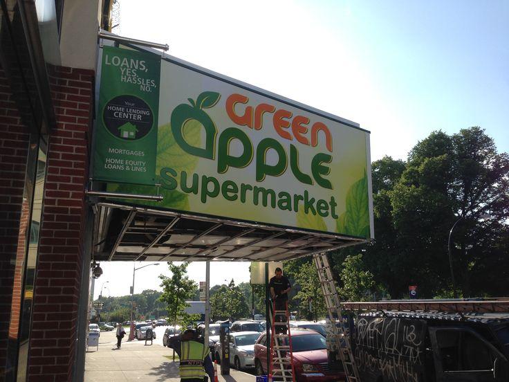 Green Apple Supermarket