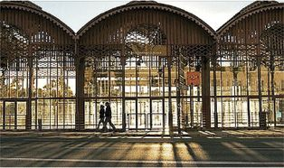 Mercado Lonja del Barranco Sevilla, Spain