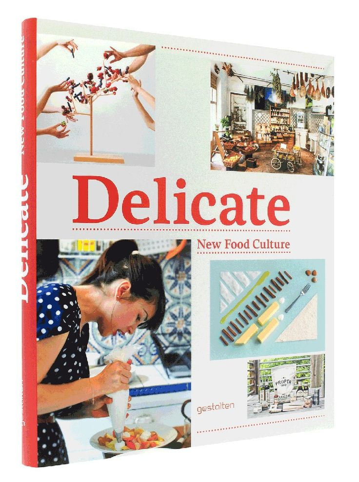 Delicate | An exploration of a worldwide scene that sees eating as a creative challenge.