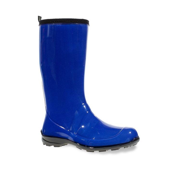 Kamik Heidi Women's Rain Boots, Size: 11, Blue
