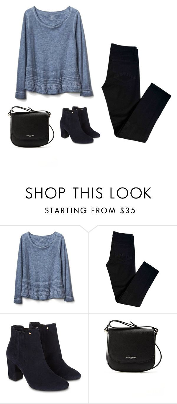 """""""Free time"""" by monika1555 on Polyvore featuring Gap, J Brand, Monsoon and Lancaster"""