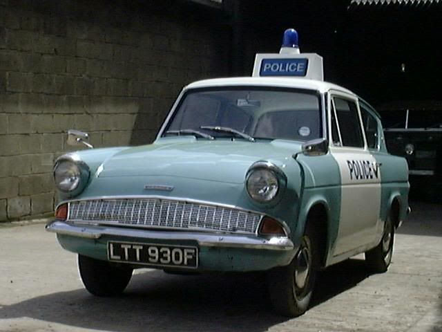 vintage british police cars - Google Search