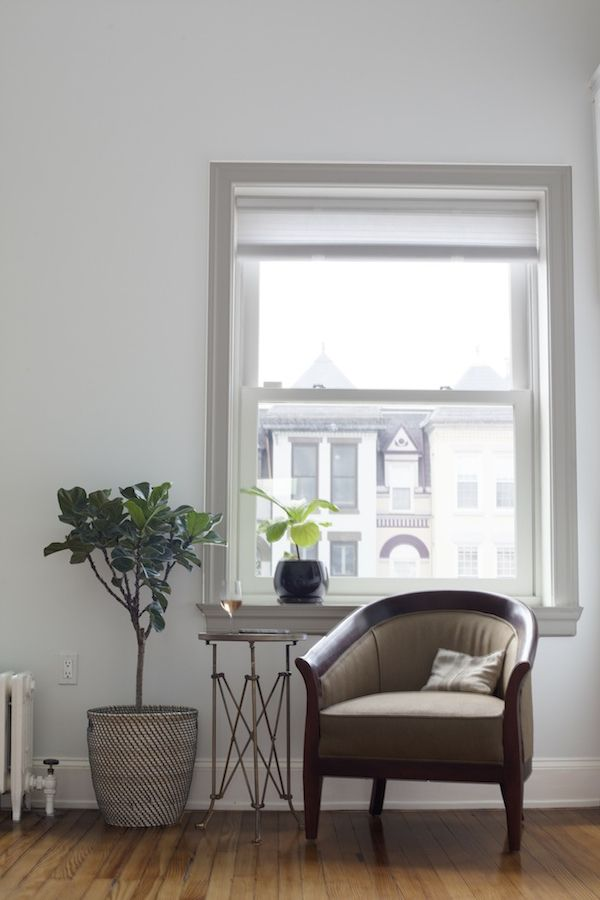 Our entire first floor is painted Titanium by Benjamin Moore  which is such  a cool98 best grey living room images on Pinterest   Gray paint colors  . Relaxing Colors For Living Room. Home Design Ideas