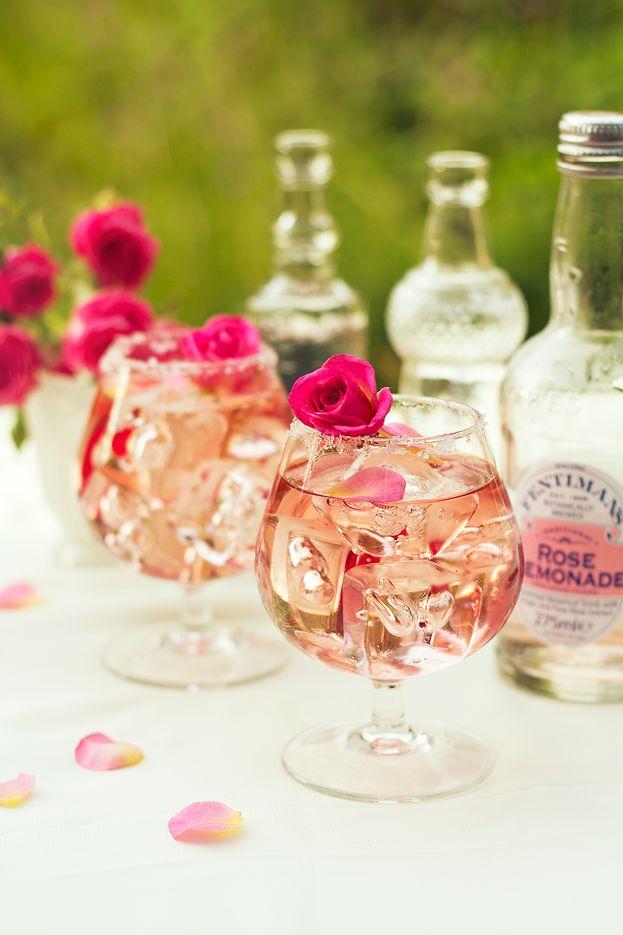 rose #lemonade розовый лимонад
