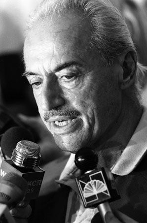 "Feb 21,1968: The first ever collective bargaining agreement between players and owners, negotiated by Marvin Miller for the players,is signed.It raised the minimum salary from $6,000 to $10,000.The owners wanted to prohibit players from holding joint negotiations.Miller was willing to agree, provided that the ban applied to the owners as well. Every CBA since then has included the sentence:""Players shall not act in concert with other Players and Clubs shall not act in concert with other…"