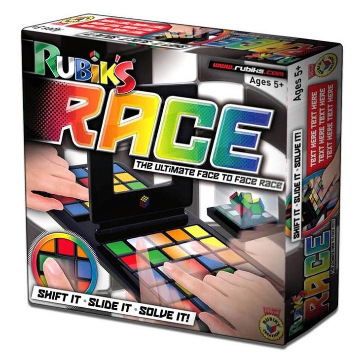Glimpse: Rubik's Race ~ GIVEAWAY! (2 WINNERS!)