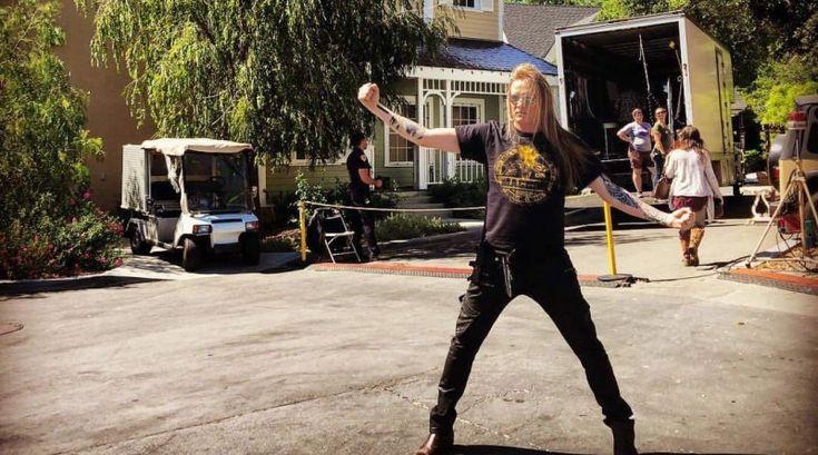Sebastian Bach Returns For Gilmore Girls Netflix Revival