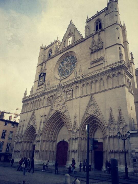 Saint John Baptist Cathedral, Lyon