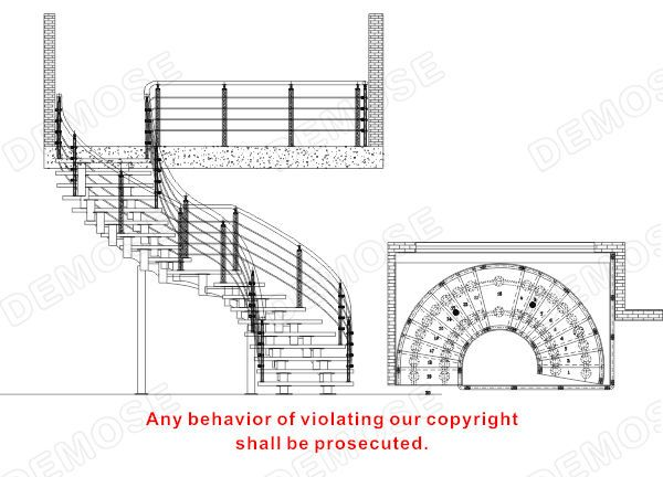Best 13 Best Section Spiral Staircase Images On Pinterest 400 x 300