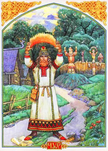пантеон богов язычество