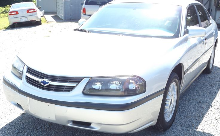 2002 Chevrolet Impala *Only 120,000 Miles* $2,950.00
