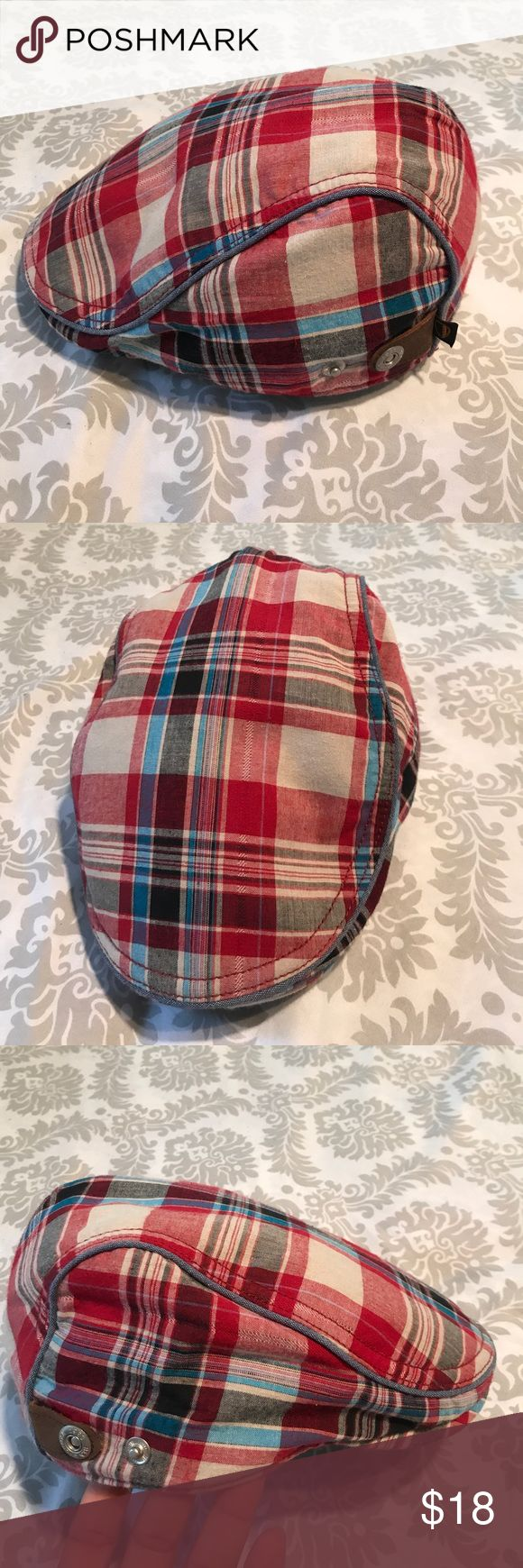 Ben Sherman men's driver cap. EUC. Size S/M Ben Sherman men's driver cap. EUC. Size S/M. Multiple colors. 100% Cotton Ben Sherman Accessories Hats