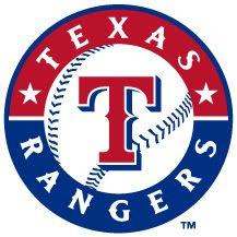 baseball love | Texas Rangers Logo
