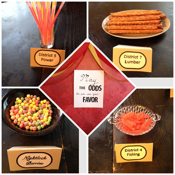 1000+ Ideas About Hunger Games Party On Pinterest