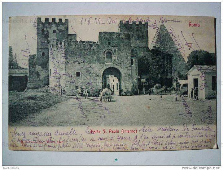 porta S.Paolo