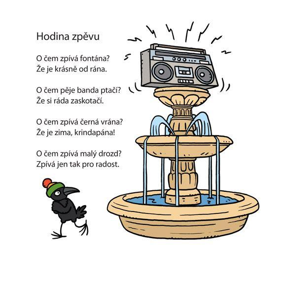 Jiří Žáček: Hodina zpěvu