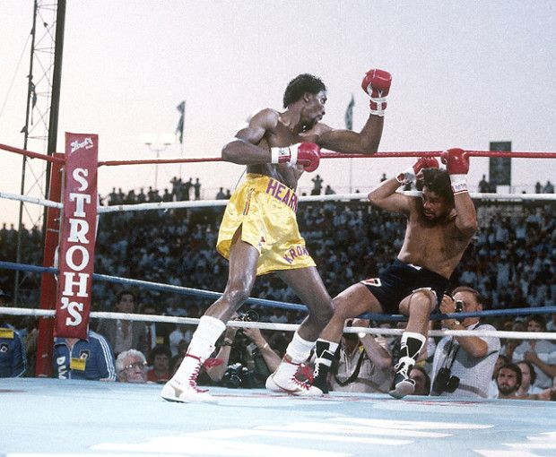 June 15, 1984: Hearns vs Duran