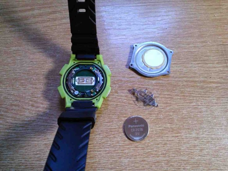 Timex Ironman Triathlon Watch Battery Replacement