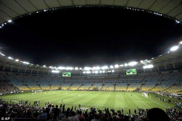 football stadium night - Google Search