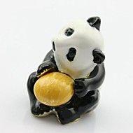bedreigde soorten panda beeldje handgemaakte sier... – EUR € 10.90