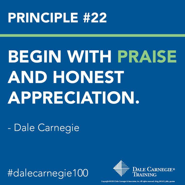 Principle Quotes: 17 Beste Afbeeldingen Over Dale Carnegie Quotes Op