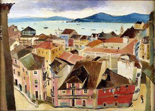 Lisboa: BOTELHO, o pintor de Lisboa