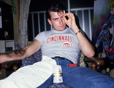 Charlie Sheen - Unfiltered & raw! What you see is what you get...