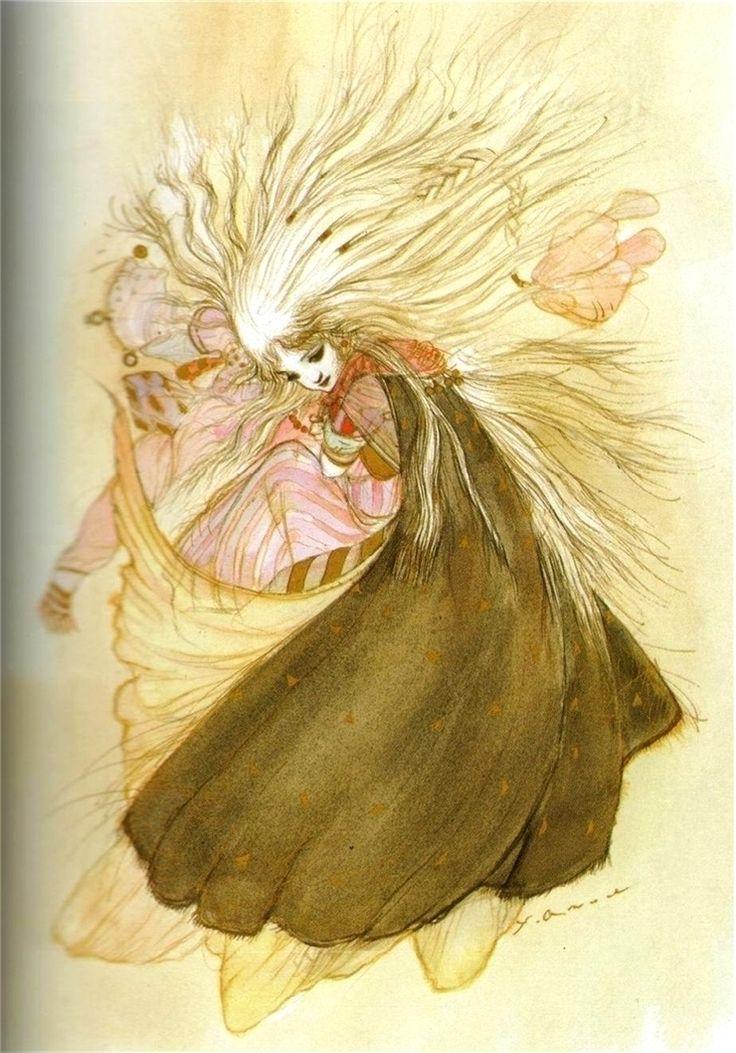 비천 飛天 - 아마노 요시타카 天野喜孝 66~75 : 네이버 블로그