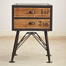 Стиле лофт из американский кантри , чтобы сделать старого дерева, Кованая мебель, Шкафы для хранения Doo Doo 2 хранения шкафчик с . м .(China (Mainland))