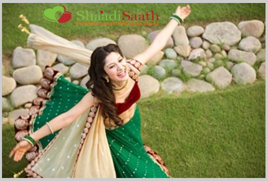 One such popular and trusted website is 'Shaadisaath'. People at Shaadisaath work with a singular aim of helping its users find happiness.