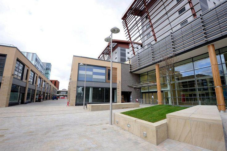 Trinity Square, Gateshead - shortlisted for RICS North East Renaissance Awards 2014