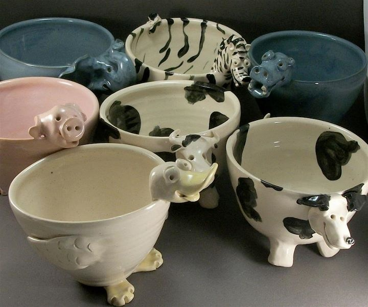 Ceramic Pot Designs Ideas: 92 Best Images About Clay Pinch Pot Vases On Pinterest
