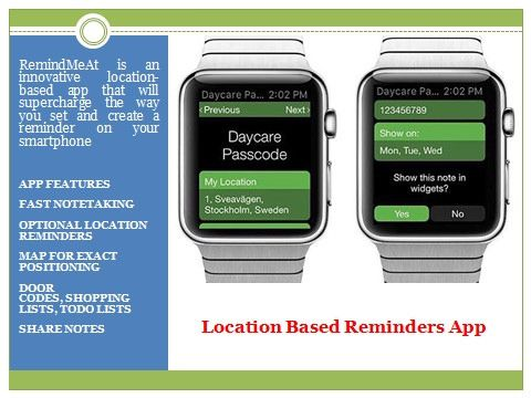https://flic.kr/p/Hss44p | To Do List Apps for Your Smartphone | How to create a reminder that activates at a specific location with iPhone / iPad   Follow Us On : www.facebook.com/RemindMeAt   Follow Us On : twitter.com/RemindMeAtApp   Follow Us On : www.instagram.com/remindmeat/   Follow Us On : www.youtube.com/watch?v=ShZ3lSsd7RM   Apps Link :- itunes.apple.com/us/app/apple-store/id948654827?pt=117130...