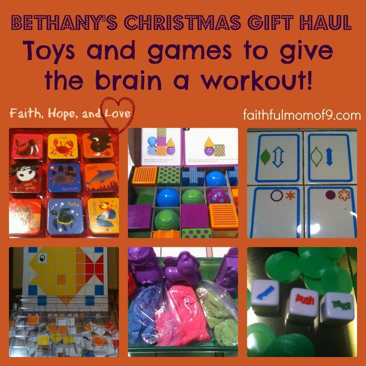 Bethany's Christmas Gift Haul #toysforspecialkids,  #Specialneedschildren #giftsforspecialkids, #specialneedsparenting
