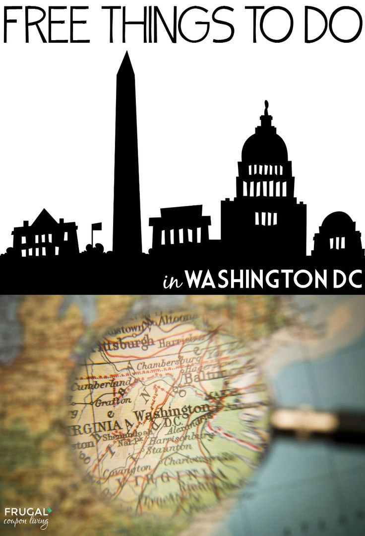 FREE Things to Do In DC - Tour the Pentagon, visit the White House, Got to the Top of the Washington Monument and More! Hacks, Tricks and DC Tips. You will be surprised some of these things are FREE!