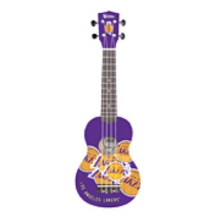 new arrival 5d49f 3b30b Woodrow Ukulele, LA Lakers, Multicolor | Products in 2019 ...