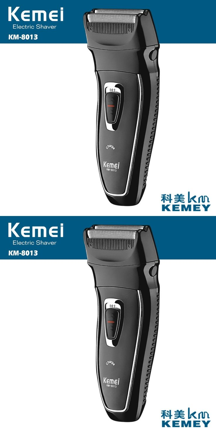 Good Quality kemei-8013 220V Razor for man Hair Shaver Electric Shaver Man's Razor Rechargeable Hair cutter