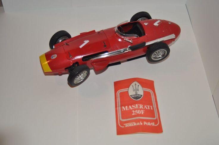 Maserati 250 F Tonka Polistil 1:16