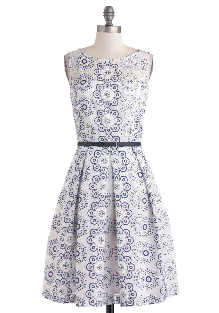Posh and Circumstance Dress   Mod Retro Vintage Dresses   ModCloth.com